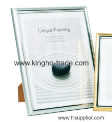 Sliver PVC Extruded Picture Frame