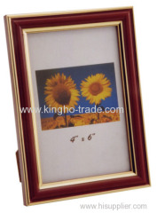 Custom Design PVC Extruded Photo Frame
