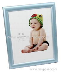Light Colour PVC Extruded Picture Frame
