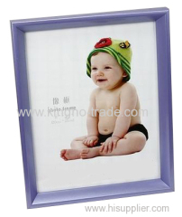 Light Purple PVC Extruded Picture Frame