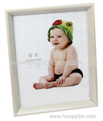 Light Grey PVC Extruded Photo Frame