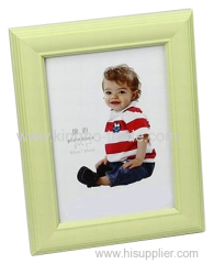 Light Green PVC Extruded Picture Frame