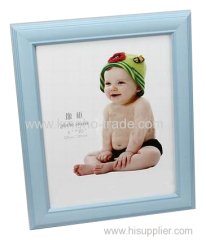Light Blue PVC Extruded Photo Frame