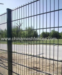 double wire fence twin wire fence double bar fence