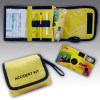 Disposable camera report kit for car safety