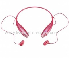 LG Tone HBS-730 Wireless Bluetooth 3.0 Earphone Headset Pink