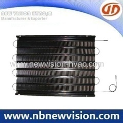 Tube Plate Condenser for Refrigerator - Louver Type