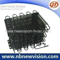 Wire Tube Condenser for Refrigerator Application