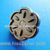 19mm alloy fashion design metal sewing button