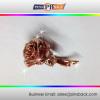 3D die casting flower lapel pins