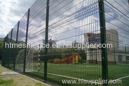 High Security Sports Field Fence soccer fields fence
