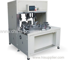 Automatic cable tie twisting machine