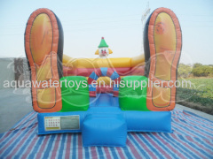 Inflatable Mini Clown Bouncer