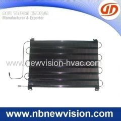 Tube on Plate Condensers for Refrigerator