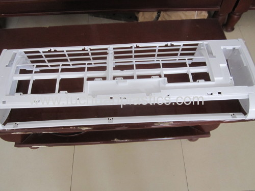 ABS air conditioner cover plastic injection molding product