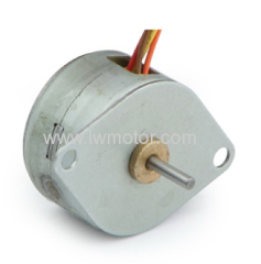 PM STEPPER GEARED MOTOR