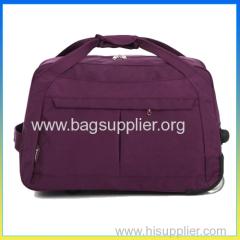 trendy trolley travel bags