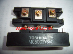 MG50Q2YS40 - N CHANNEL IGBT (HIGH POWER SWITCHING MOTOR CONTROL APPLICATIONS) - Toshiba Semiconductor