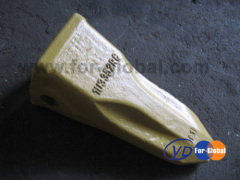 Caterpillar J350 heavy duty rock chisel bucket teeth tips 1U3352RC