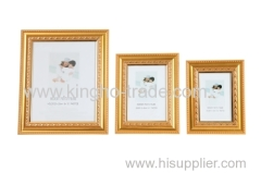 High Quality PS Tabletop Photo Frame