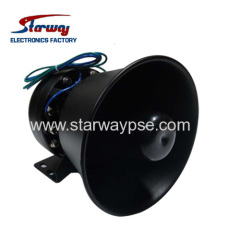 100W Starway Police Emergency Siren Loud speaker