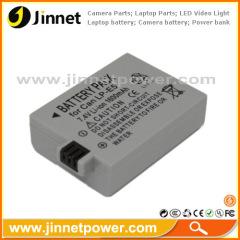 Camera battery for Canon LP-E5