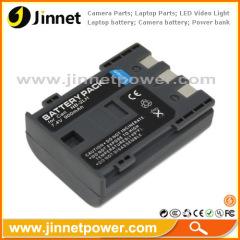 High quality digital camera battery for canon NB-2LH NB-2L 7.4V