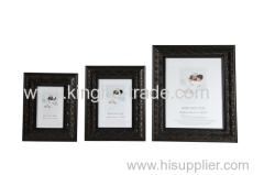 Black PS Photo Frame with 3 Size
