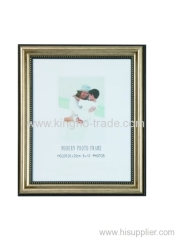 Edge Piping PS Tabletop Photo Frame