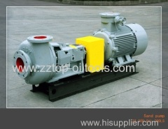 Oilfield Sand pump Centrigual pump
