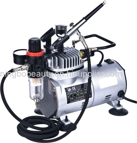 Duty air compressor airbrush machine 60400 from China