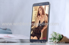 5.7inch note 3 octa core 8 core 5.7inch FHD Smart phone Camera13 .0MP Black 16 ROM