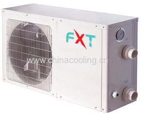 heat pump for swimming pool