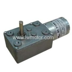 DC GEAR MOTOR (RS370)