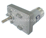 DC GEAR MOTOR (RS555-PAG)