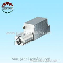Plastic injection mold part machining