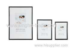 Thin Frame PVC Tabletop Photo Frame