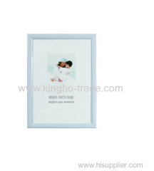 PVC Extruded Tabletop Picture Frame