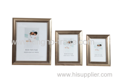PVC Extruded Photo Frame With Stand