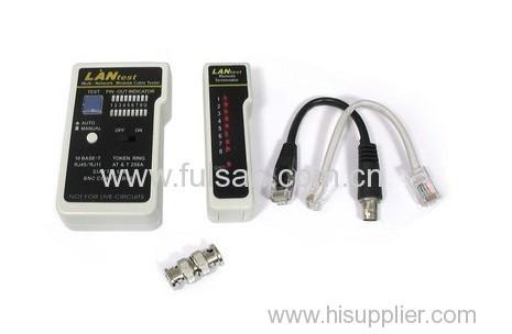 BNC RJ45 RJ11 RJ12 нескольких тестер кабельных сетей