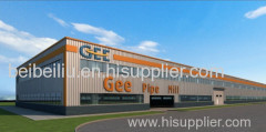 Hebei Haihao High Pressure Flange &Pipe Fittings Group Gee Pipe Mill Co.,Ltd
