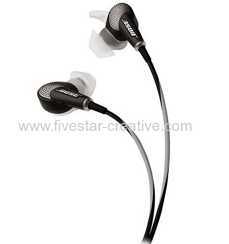 Bose QuietComfort QC20 Acoustic Noise Cancelling In Ear Earbud Headphones for Android Blackberry and Windows