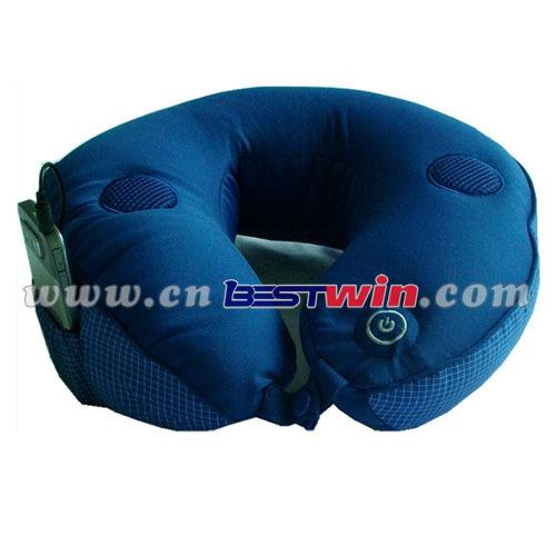 Hot Sale Neck Massage Pillow Musical Neck Cushion