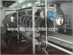 Chicken Processing Equipment Draining Drum