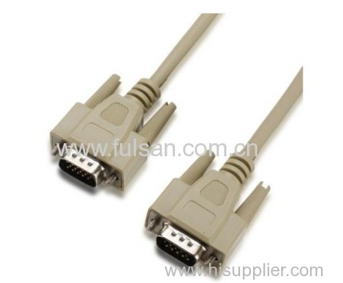 DB9 male to female cable RS232 extension Serial cable