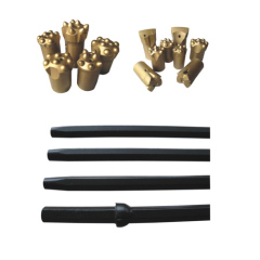 Tapered Rock Drill Steels