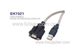 USB to DB9 serial cable USB to RS232 cable