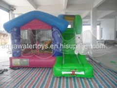 Classics bounce house w/ slide