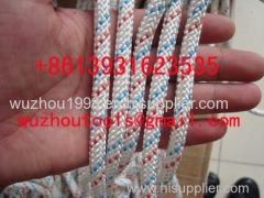 diamond braided cotton rope woven cotton rope 5mm 100% cotton braided rope
