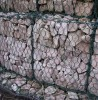 Green PVC coated Gabion Boxes